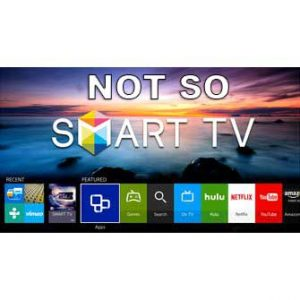 Samsung Smart TV Menu - Preparing Your TV