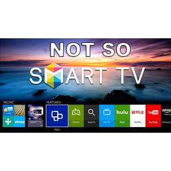 Samsung Smart TV Menu - Preparing Your TV Samsung