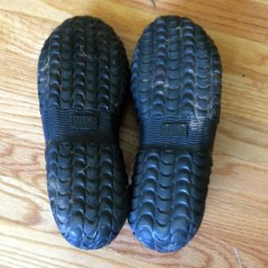 Dog Walking Shoes - MuckBoots Unisex Edgewater Camp Shoe Soles