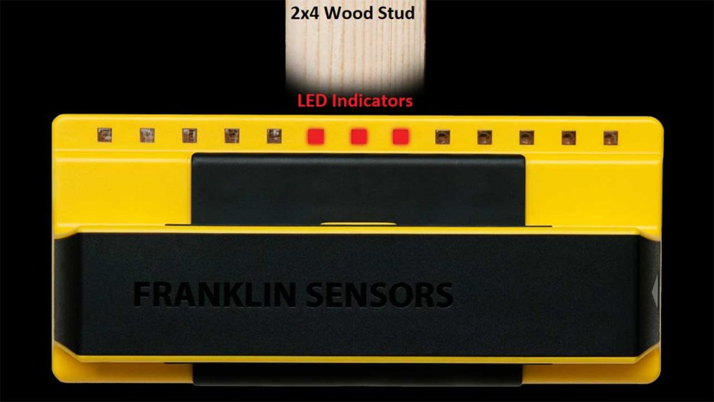 Picture of a Franklin Sensors ProSensor 710 Precision Stud Finder