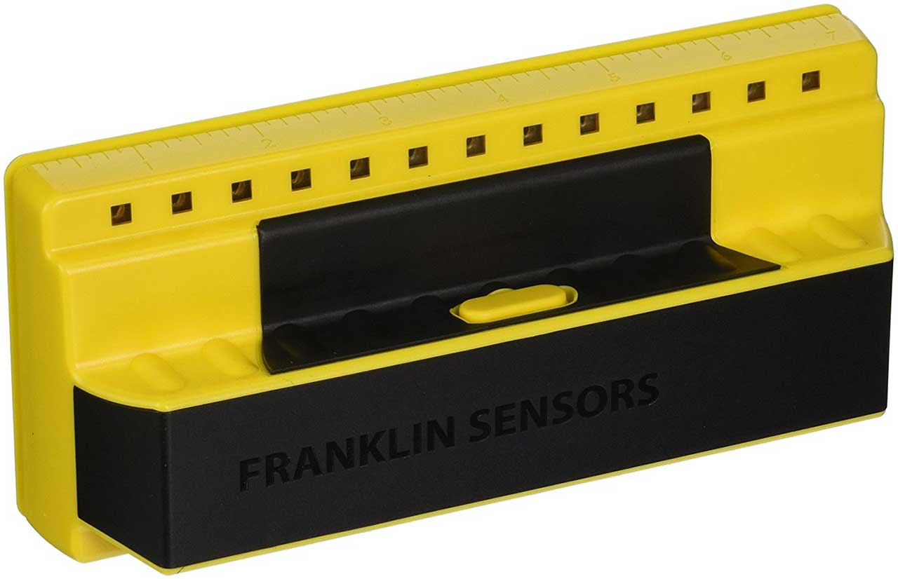 Picture of a Franklin Sensors Stud Finder