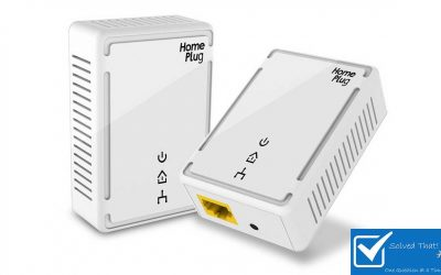Victony Powerline Network Adapter Kit 500Mbps