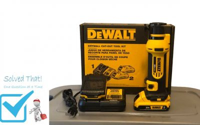 DEWALT DRYWALL CUT-OUT TOOL KIT DCS551D2