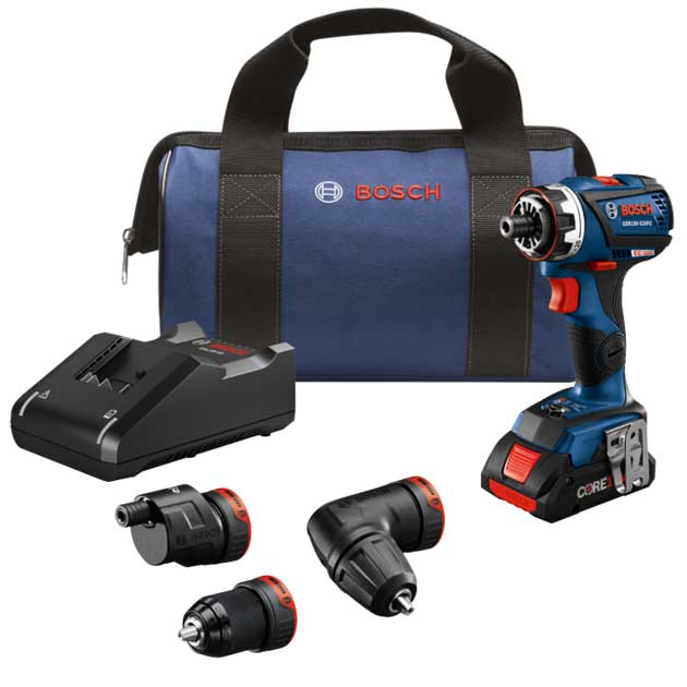 Bosch 18v Brushless Flexiclick 5-in-1 Drill Driver